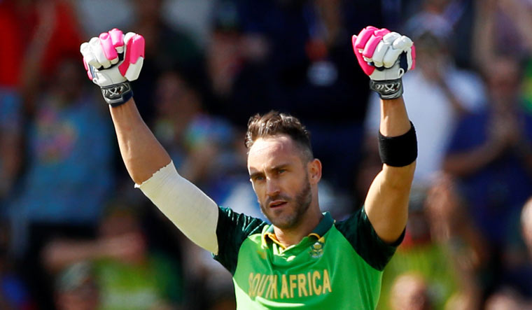 Australia's World Cup Confidence an 'extra Player' Says Du Plessis