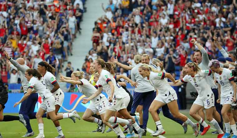 Women's World Cup 2019: US beat Netherlands to win fourth title