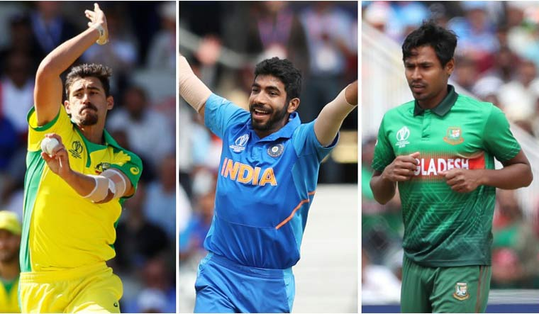 In Numbers The Best Death Bowlers At World Cup 2019 The Week