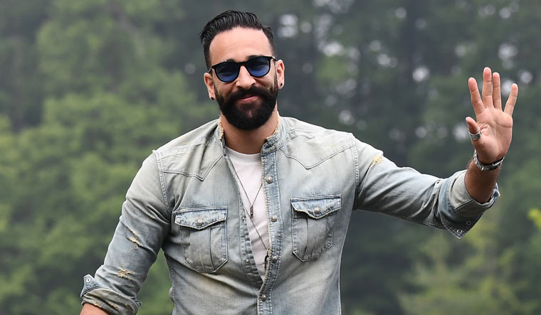 Adil Rami, Pamela Anderson's ex, sacked by Marseille