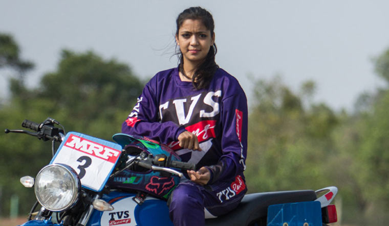 Bengaluru biker Aishwarya becomes first Indian to win FIM World Cup
