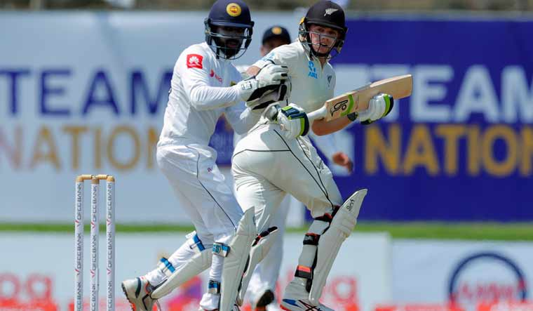 Sri Lanka New Zealand Cricket
