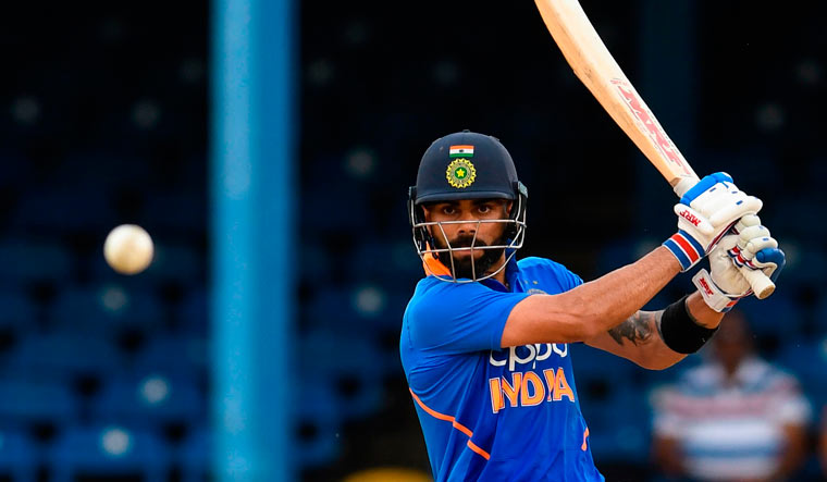 Kohli becomes 1st cricketer to score 20,000 international runs in a decade