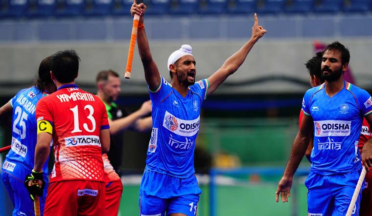 Hockey: India beat Japan 6-3 reach final in Olympic Test Event