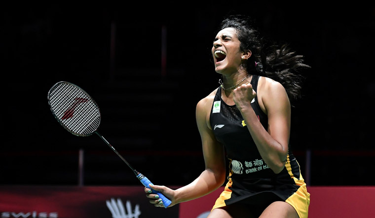 Sindhu Wins Third Successive Espn S Female Sportsperson Of The Year Award The Week