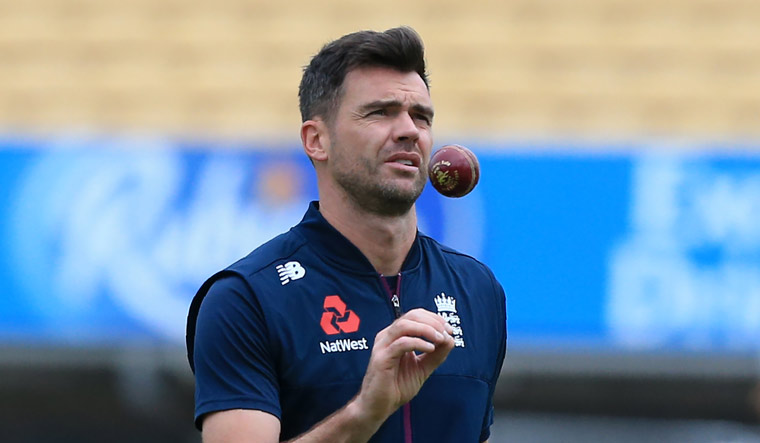 James Anderson ruled out of second Ashes Test due to injury