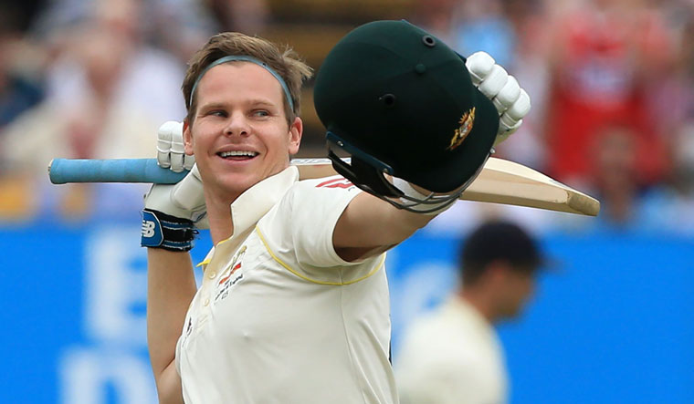 Steve Smith jumps to third in ICC rankings, overtakes Pujara