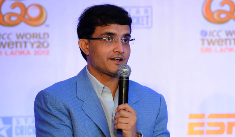 'God help Indian cricket': Ganguly on conflict of interest notice to Dravid