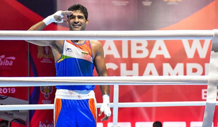 Brijesh-Yadav-boxing-victory-india-PTI