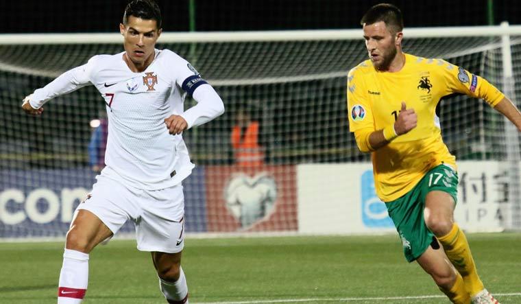 Ronaldo Lithuania