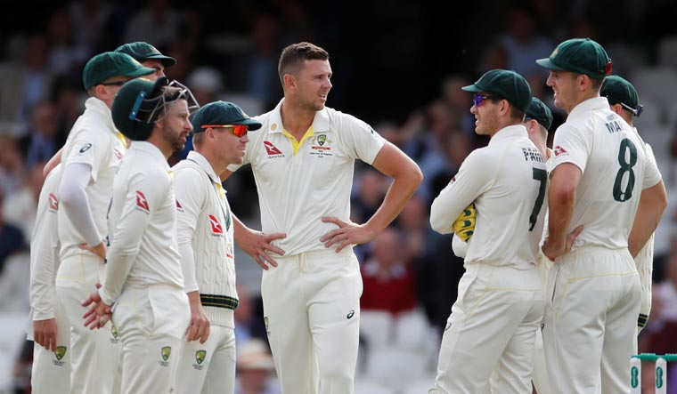 Australia win toss, opt to bowl in fifth Ashes Test