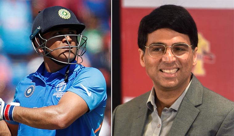 Dhoni has nothing left to achieve, says chess wizard Anand