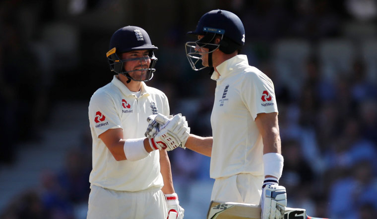 Ashes: England dominate fifth Test, Australia's hopes of series win fade