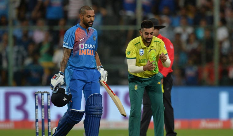 IndVsSA T20: South Africa restrict India to 134/9