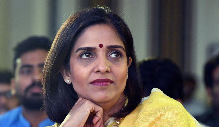 Srinivasan's daughter Rupa Gurunath becomes first woman TNCA president