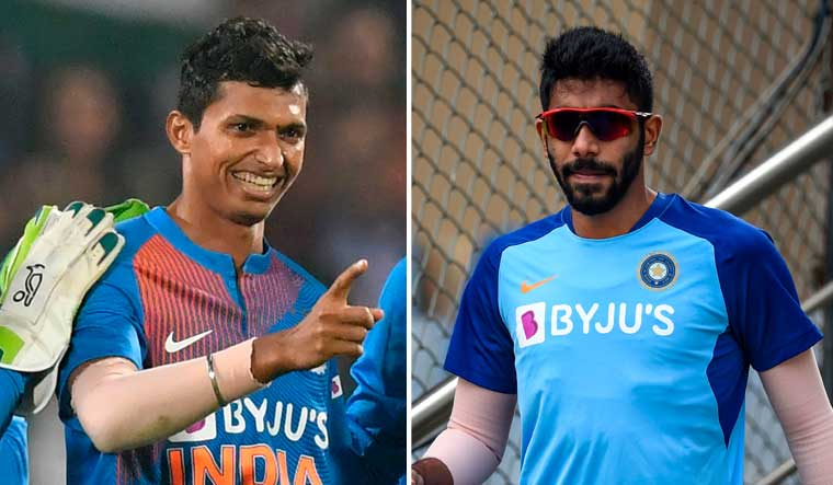 Watch: Bumrah, Saini 'firing on all cylinders' ahead of first Ind-Aus ODI