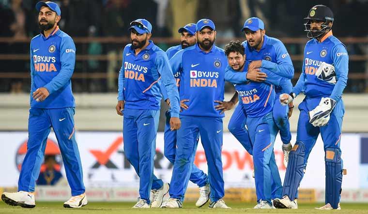 Rajkot ODI: Kuldeep, Rahul shine in India's 36-run win over Australia