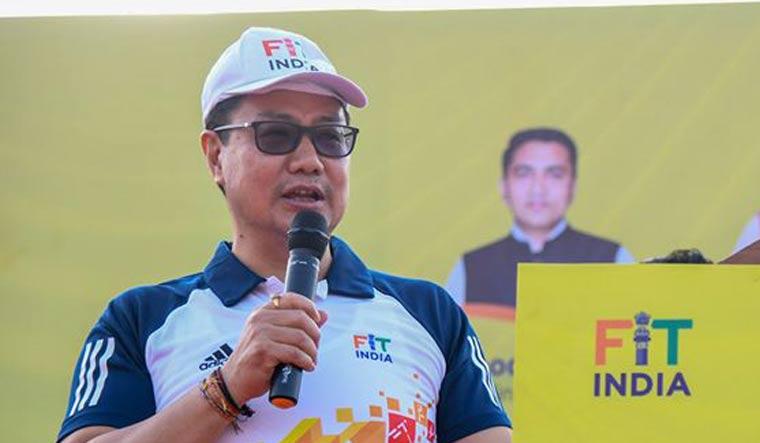 India lacks sports culture, says sports minister Kiren Rijiju