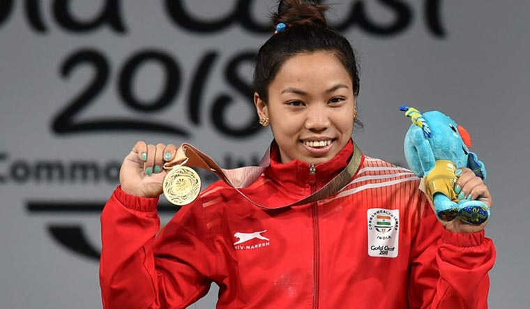 Mirabai Chanu ranked eighth in latest Olympic qualification rankings