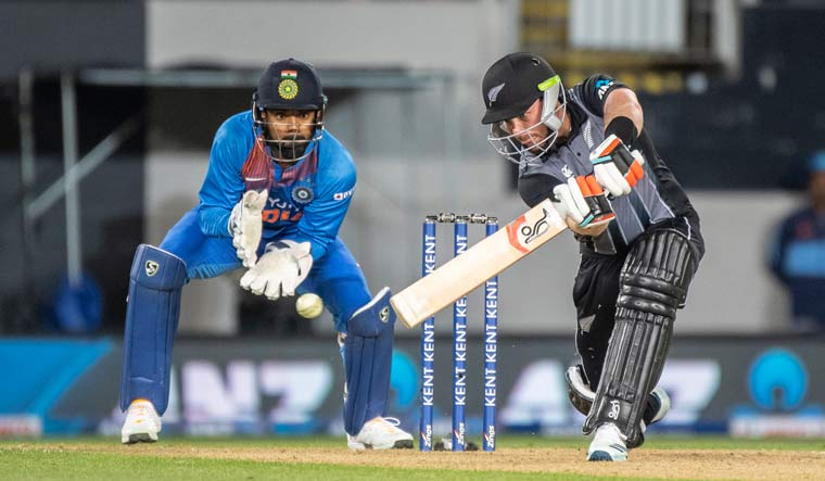 India chase modest 133-run win as bowlers trouble NZ batsmen on slow track