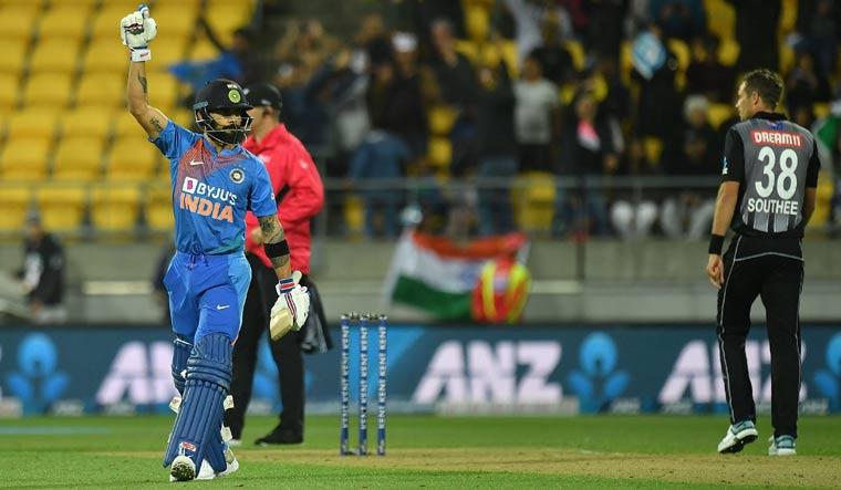 Changed my batting stance to score all over ground: Virat Kohli