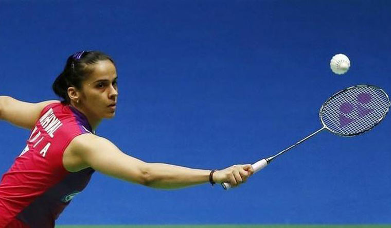 Saina has recently struggled with niggles and is likely to return to action in next year's Asian Tour | Reuters