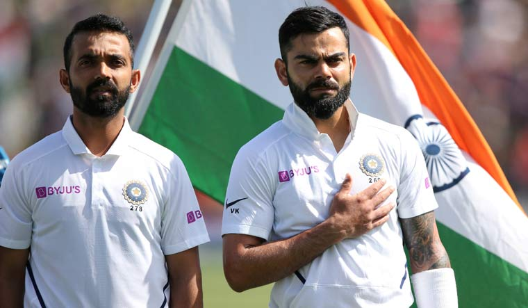 'Virat was and will always be the captain of the Test team': Ajinkya Rahane