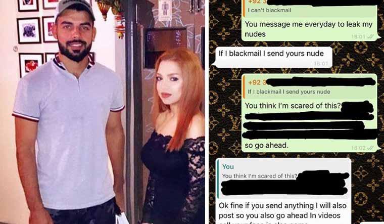 Pakistan player Shadab Khan accused of blackmail by Dubai-based woman