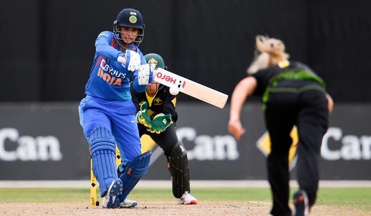 Mandhana's fifty goes in vain as Australia win women's T20 tri-series final