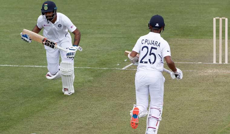 Vihari, Pujara manage to take India to 263 in warm-up game against NZ XI