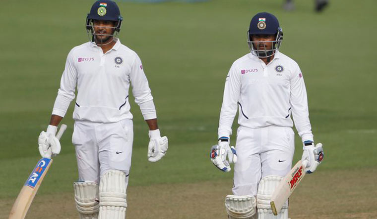 Mayank Agarwal back among runs as India vs NZ XI warm-up fixture ends in draw