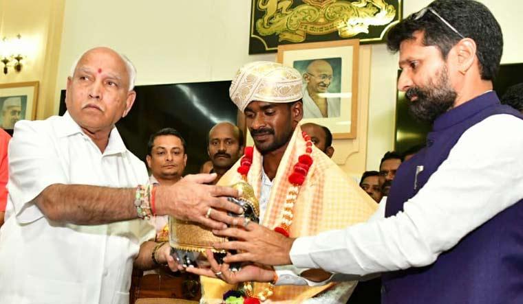 Kambala jockey Srinivas Gowda, a good find, says SAI