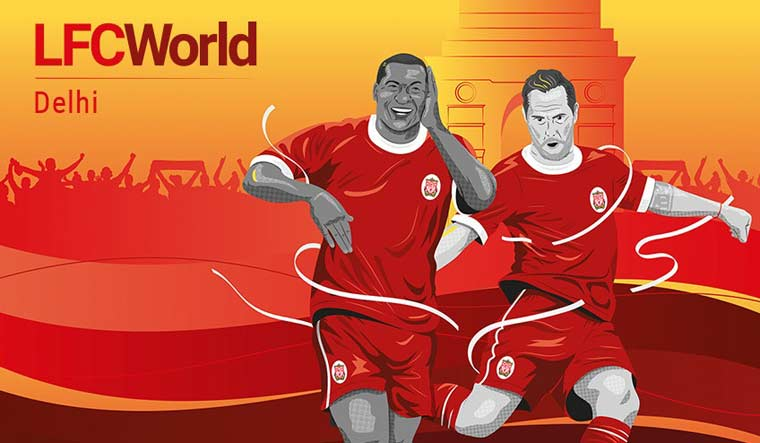 Liverpool confirm Delhi as next stop for interactive roadshow LFC World