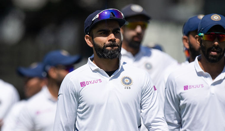 Can't help if people make big deal: Kohli on India's loss vs NZ