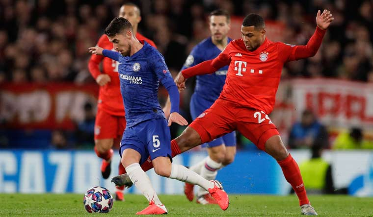 Champions League: Bayern torment Chelsea with 3-0 drubbing