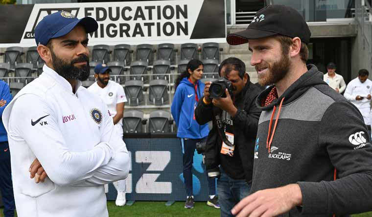 Kohli snaps at NZ scribe who questioned his animated celebration of Williamson's dismissal