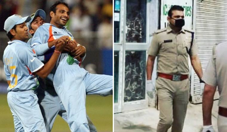 COVID-19: ICC lauds cricketer-turned cop Joginder Sharma for doing his duty