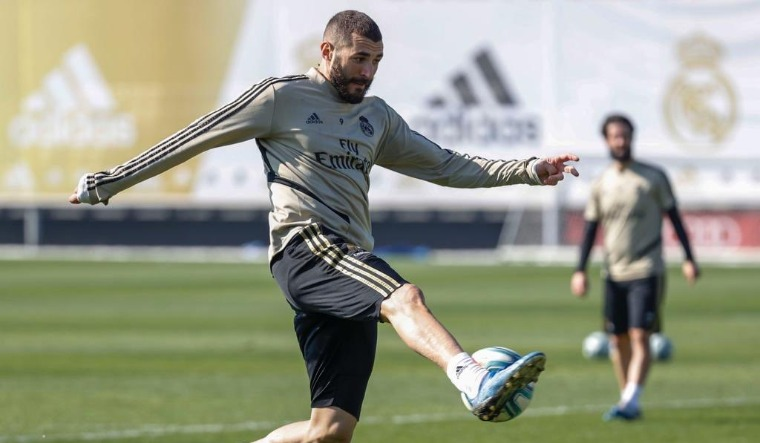 Benzema hits out at Giroud, says 'don't compare Formula 1 with karting'
