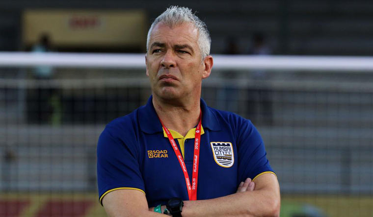 Mumbai City and coach Jorge Costa part ways