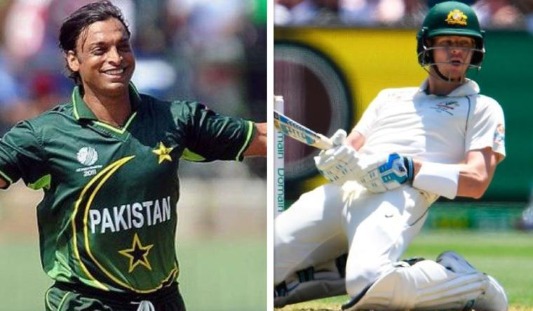 ICC Brutally Trolls Shoaib Akhtar For His Tweet On Steve Smith