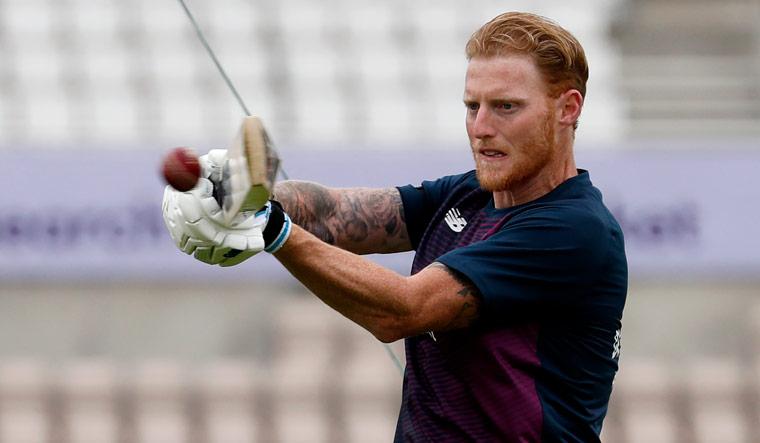 Ben-Stokes-batting-england-australia-AFP