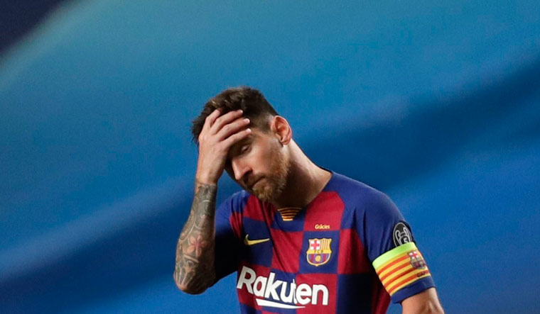 Explained: Will Messi leave Barcelona, and will he reunite with ...