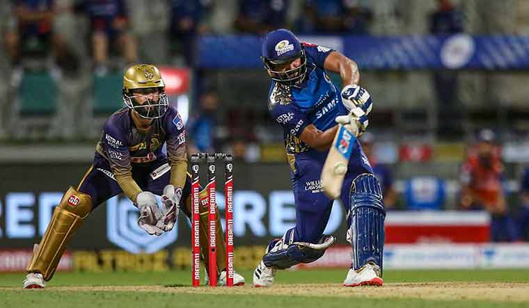 IPL 2020, MATCH 5: KKR vs MI