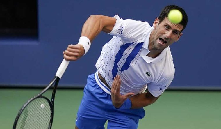 Us Open Tennis World Reacts To Djokovic S Disqualification The Week