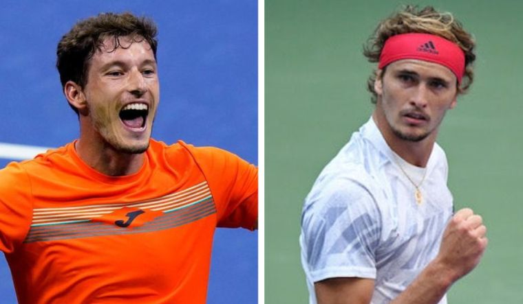 Player of the Day: Zverev heads into US Open semifinals