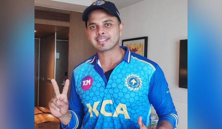 Sreesanth Announces Return To Competitive Cricket With A Wicket