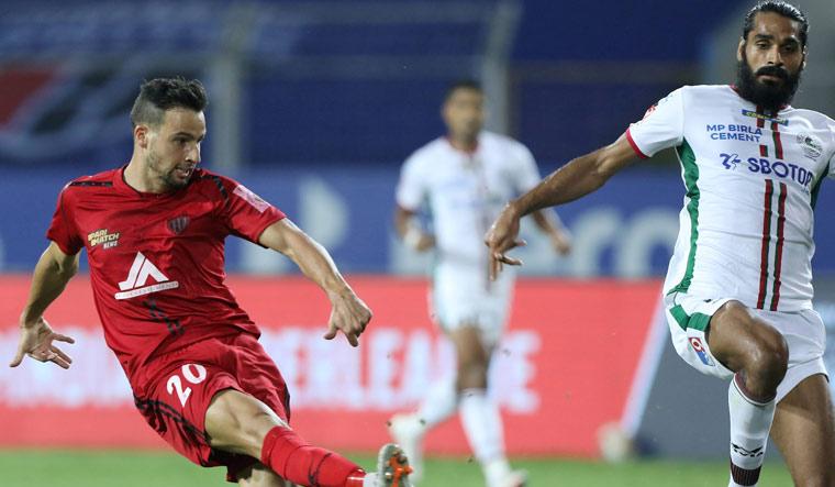 Giant-killers NorthEast United tame ATK Mohun Bagan in style