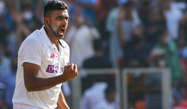 Ashwin fourth Indian to take 400 Test wickets, sixth spinner worldwide