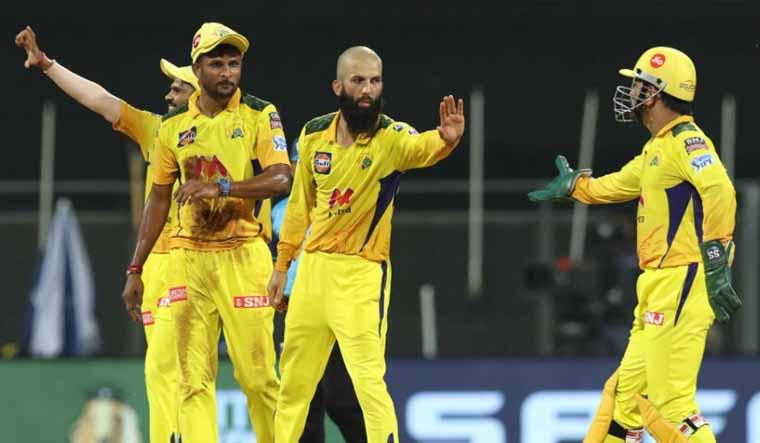 IPL 2021: Moeen Ali, Jadeja help CSK beat Rajasthan Royals by 45 runs