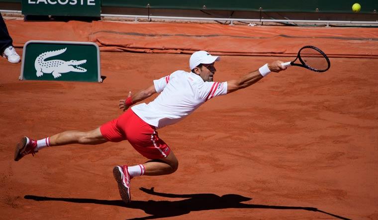 French Open: Djokovic wins 19th Grand Slam